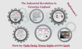The Industrial Revolution in Victorian England