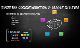 Copy of BUSINESS COMMUNICATION AND REPORT WRITING