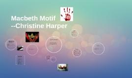 Macbeth Motif