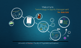Sports management - First tutorial
