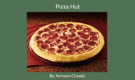 Pizza Hut Franchise Project