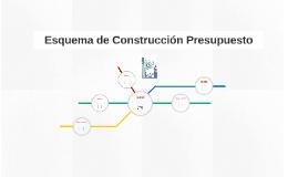 Esquema Construcción Presupuesto (Servicios Comunitarios)