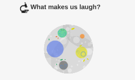 What makes us laugh?