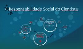 Copy of A Responsabilidade Social do Cientista