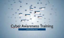 Cyber Awarness Training