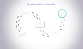 Copy of Lenguaje expresivo e informativo