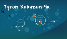 Tyron Robinson 4a