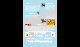 Beyond the booklet