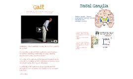Gait and Basal Ganglia