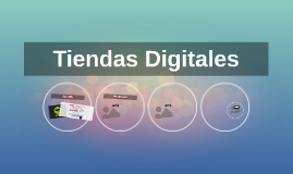 Tiendas Digitales
