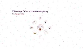 Florence 's Ice cream company