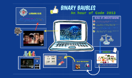 Hour of Code: Binary Baubles by ThinkerSmith