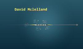 David Mclelland