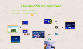 Copy of TEMA:NANOTECNOLOGIA