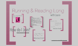 Running & Reading Long