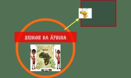 REINOS DA ÁFRICA