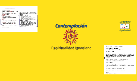 Contemplación - Espiritualidad Ignaciana