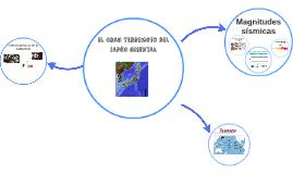 El Gran Terremoto del Japón Oriental