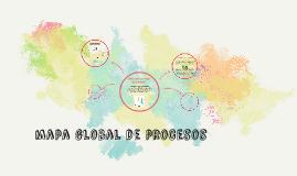 mapa global de procesos