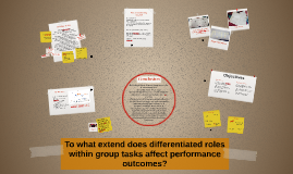 Copy of To what extend does differentiated roles within group tasks