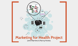 Marketing for Health Project
