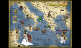 The Odyssey is a tale of a hero's long and perilous journey