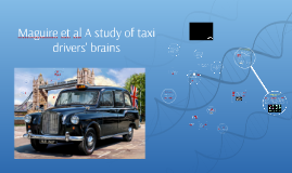 Maguire et al Study of taxi drivers' brains