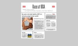 Race at UGA