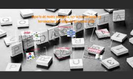 Impacto del modelo pedagógico, estructura pedagógica y herra