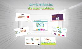 Serwis edukacyjny dla dzieci i rodziców