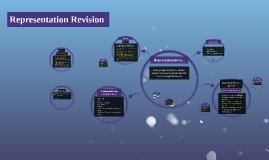Representation revision