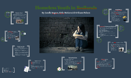 At Risk Youth in Redlands Community