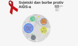 Svjetski dan borbe protiv AIDS-a
