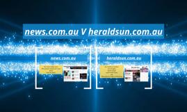 news.com.au V heraldsun.com.au