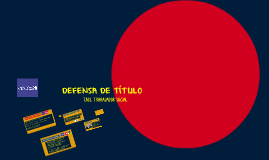 DEFENSA DE TITULO