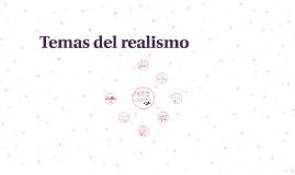 Temas del realismo