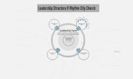 Pastor Dave and Elder(s) under God's leadership