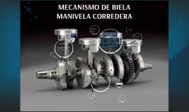 Copy of MECANISMO DE BIELA MANIVELA CORREDERA