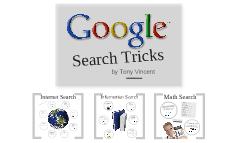 Copy of Google Search Tricks