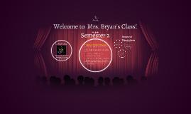 Copy of Mrs. Bryan Drama Class