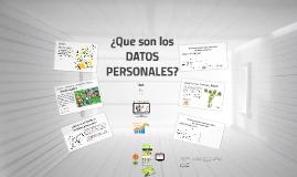 ABC de los Datos Personales Completa