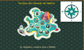 Turismo del Caminar de Madrid