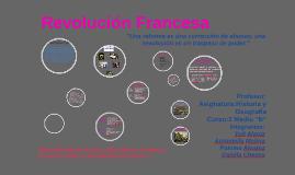 La revolución Francesa <3