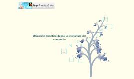 Copy of Ubicación temática desde la estructura de contenido