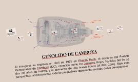GENOCIDO DE CAMBOYA