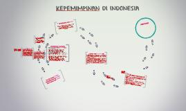 KEPEMIMPINAN DI INDONESIA