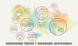 Copy of CONDICIONES FÍSICAS Y ERGONOMÍA OCUPACIONAL