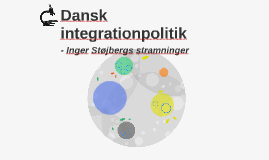 Dansk integrationpolitik