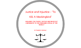 justice essays kill mockingbird To kill a mockingbird justice essay - hire the specialists to do your homework for you receive an a+ help even for the hardest essays best hq academic services provided by top specialists.
