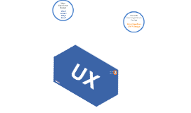 UX - Who, What, How, Why?